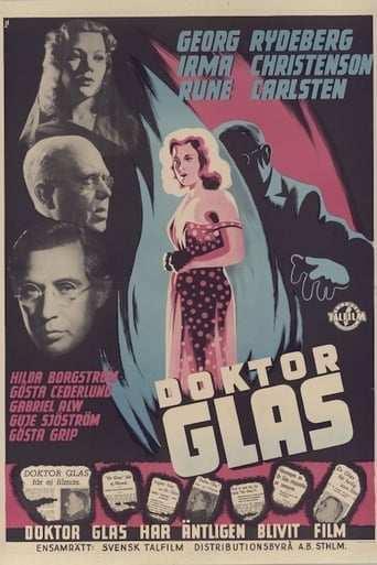 Bild från filmen Doktor Glas