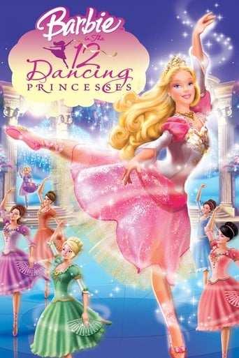 Bild från filmen Barbie och de 12 dansande prinsessorna