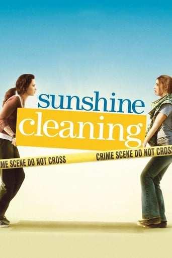 Bild från filmen Sunshine cleaning