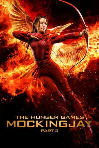 Film: The Hunger Games: Mockingjay - Part 2