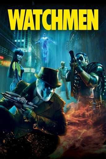 Film: Watchmen