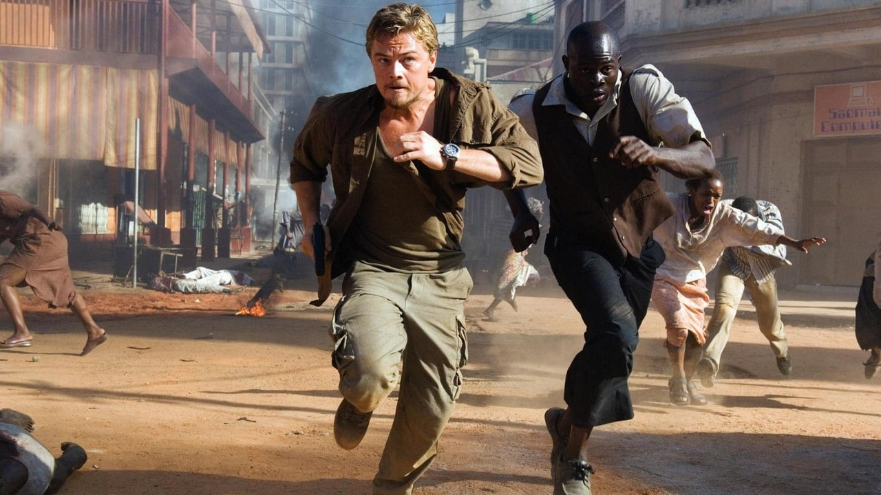 Blood diamond regisserad av Edward Zwick