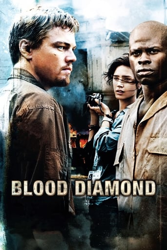 Bild från filmen Blood diamond