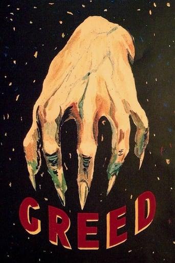 Bild från filmen Greed