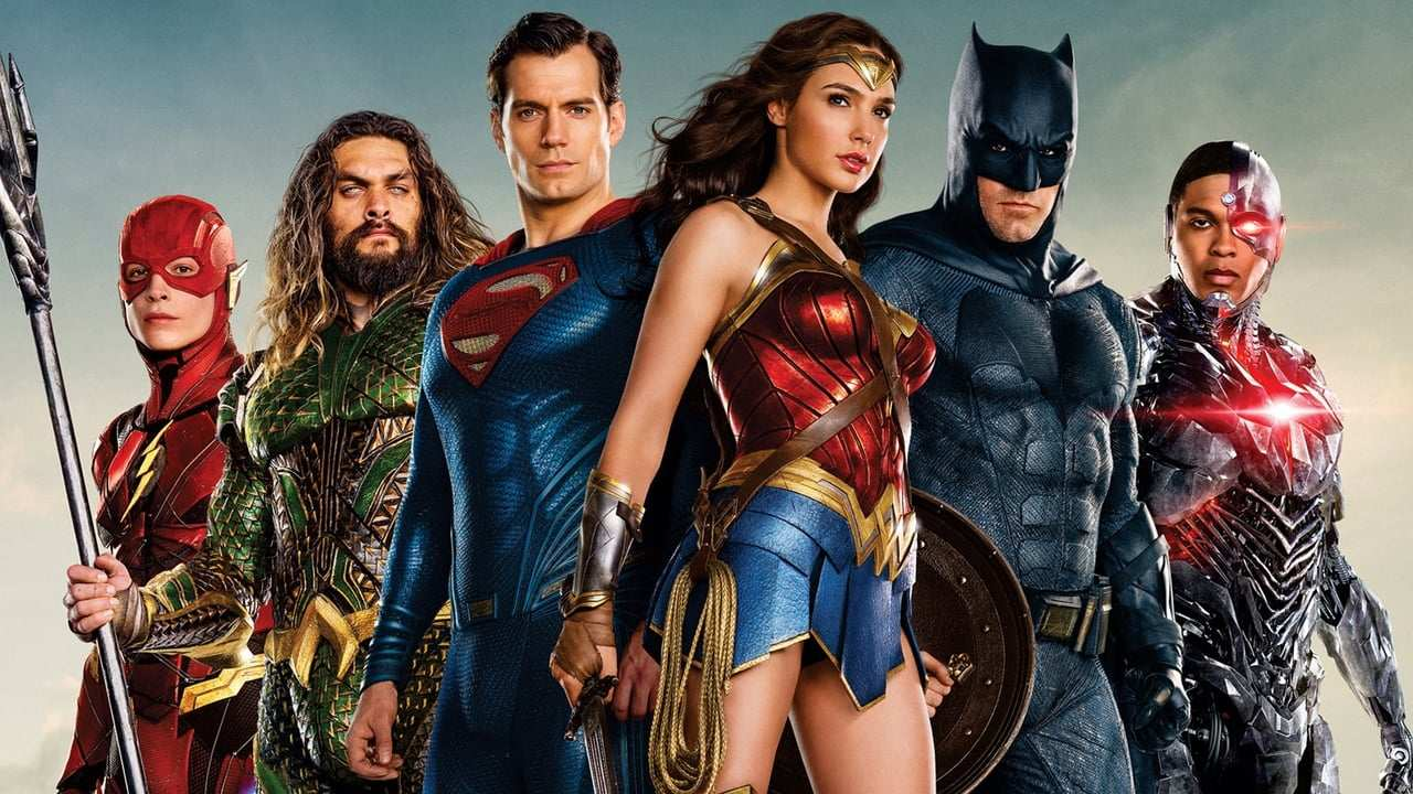 C More Stars - Justice League