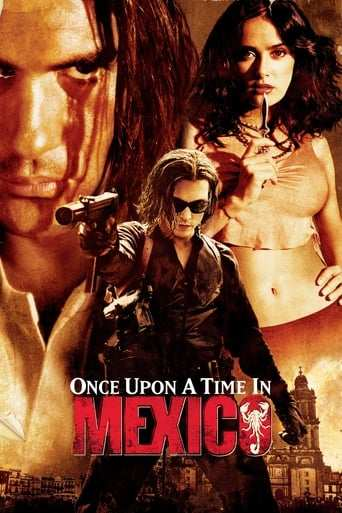 Film: Once Upon a Time in Mexico