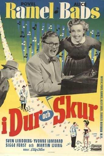 Från filmen I dur och skur som sänds på SVT1
