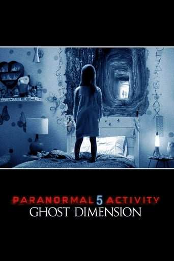 Film: Paranormal Activity: The Ghost Dimension