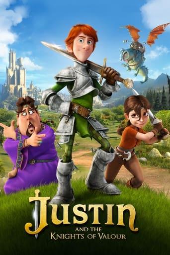 Bild från filmen Justin and the Knights of Valour