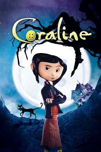 Film: Coraline och spegelns hemlighet