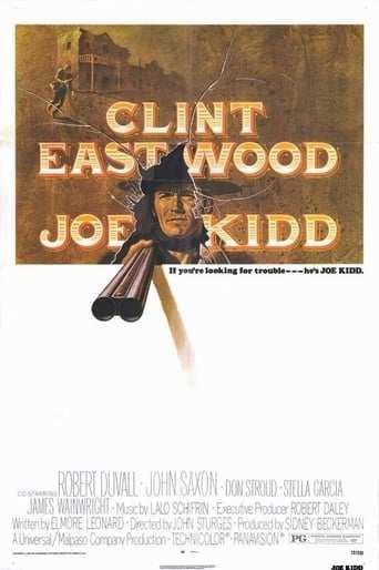 Film: Joe Kidd