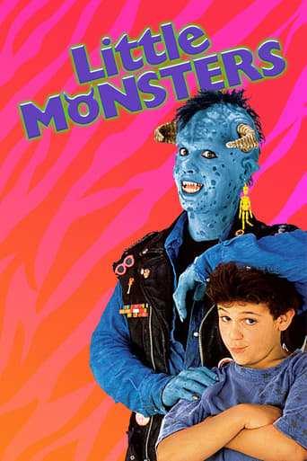 Bild från filmen Little monsters