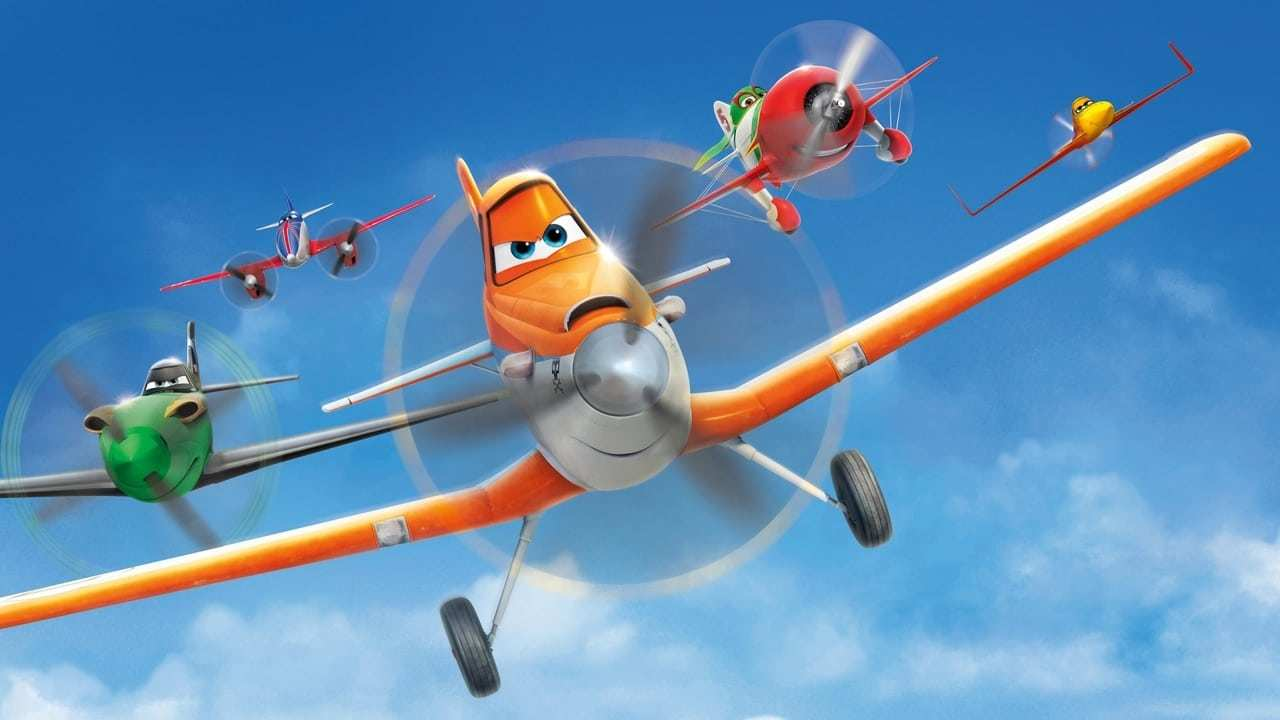 C More First - Flygplan
