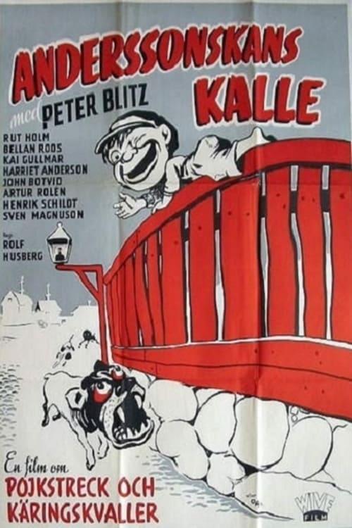 Från filmen Anderssonskans Kalle som sänds på C More SF