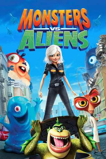Film: Monsters vs Aliens
