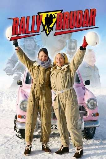 Bild från filmen Rallybrudar
