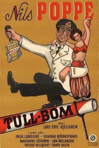 Från filmen Tull-Bom som sänds på C More SF