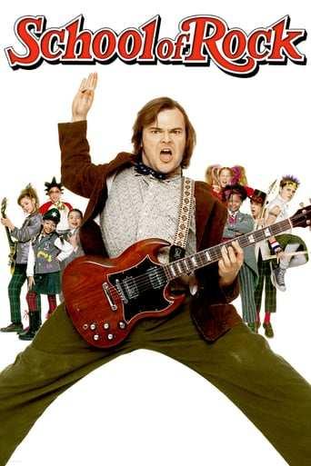 Bild från filmen School of rock