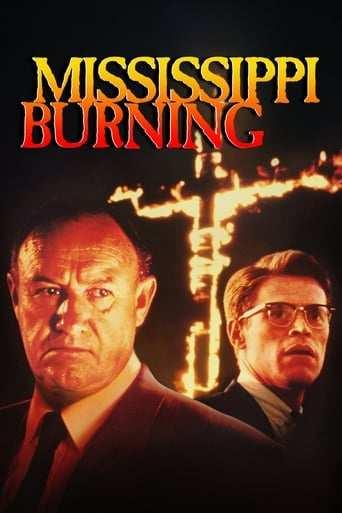 Från filmen Mississippi brinner som sänds på TV4 Film