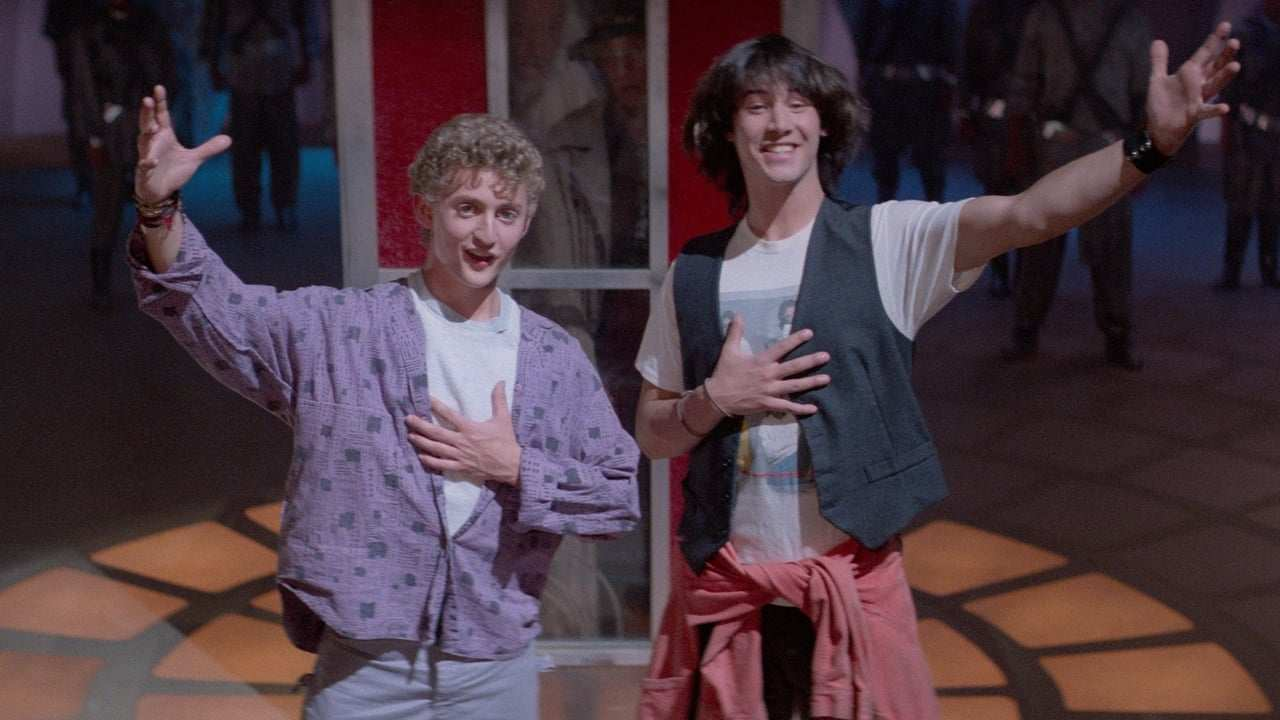 Viasat Film Hits - Bill & Ted's excellent adventure