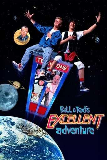 Från filmen Bill & Ted's excellent adventure som sänds på Viasat Film Family