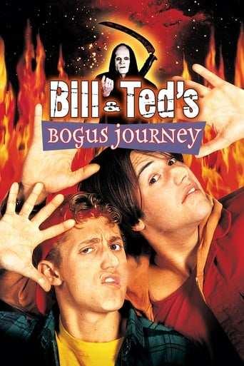 Film: Bill & Teds galna mardrömsresa