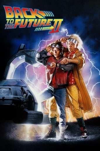 Film: Tillbaka till framtiden del II