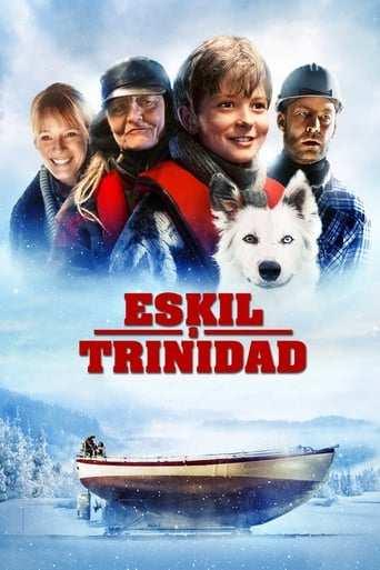 Bild från filmen Eskil & Trinidad