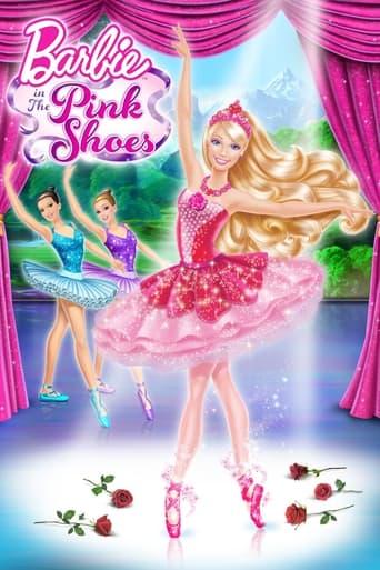 Bild från filmen Barbie och de rosa balettskorna