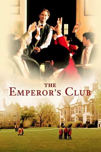 Film: The Emperor's Club