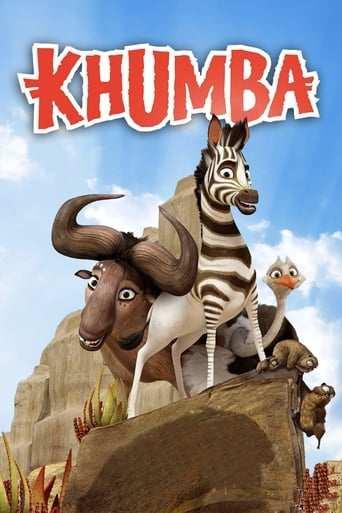 Bild från filmen Khumba