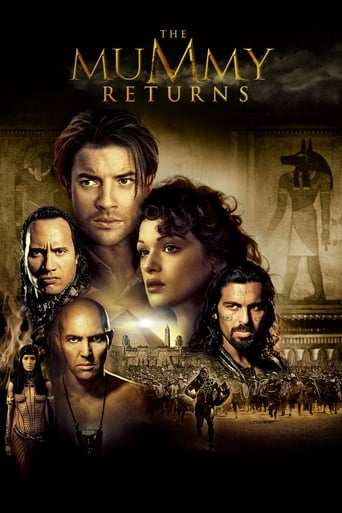 Film: Mumien - Återkomsten
