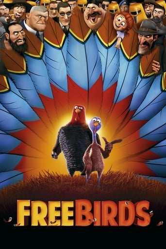 Bild från filmen Free birds