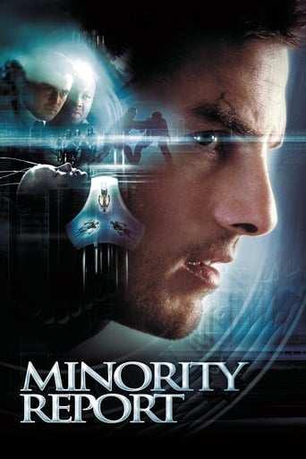 Från filmen Minority report som sänds på TV12