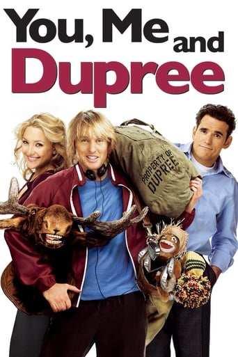 Film: Du, jag och Dupree