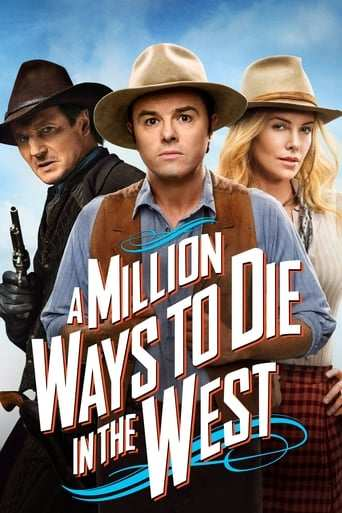 Bild från filmen A million ways to die in the west