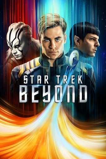 Från filmen Star Trek: Beyond som sänds på TV12
