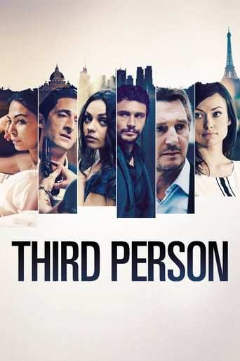 Film: Third Person