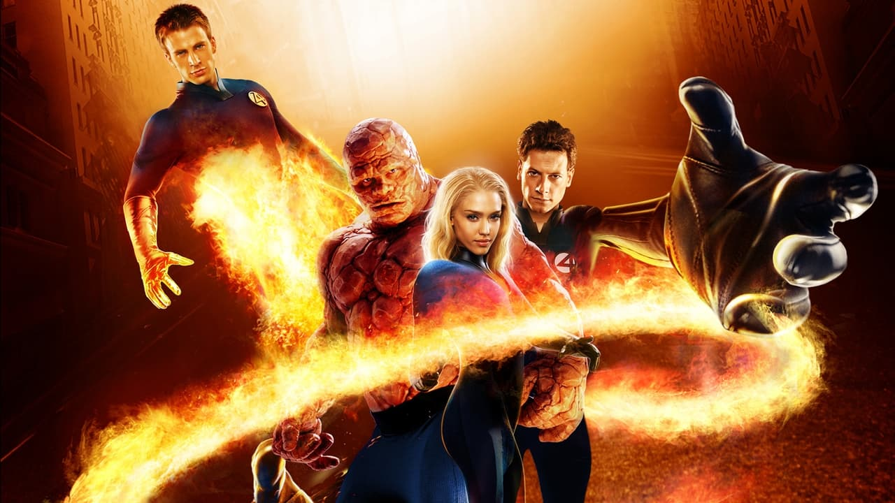 Fantastic four: Rise of the silver surfer regisserad av Tim Story