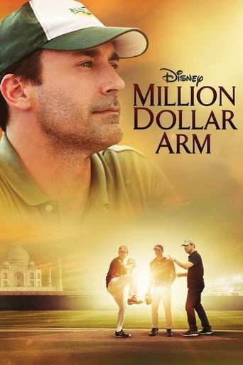 Film: Million Dollar Arm