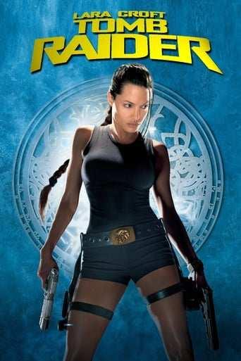 Bild från filmen Lara Croft: Tomb raider