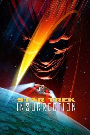 Bild från filmen Star Trek: Insurrection
