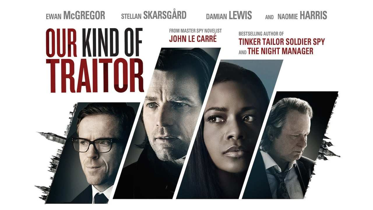 C More First - Our kind of traitor