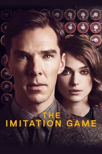 Bild från filmen The imitation game