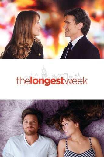 Från filmen The longest week som sänds på Viasat Film Hits