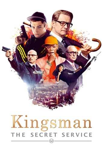 Bild från filmen Kingsman: The secret service