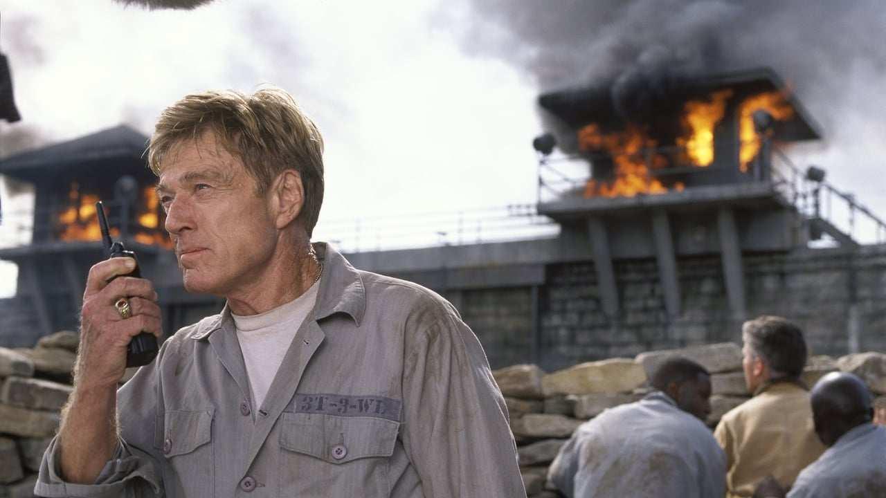 TV4 Film - The last castle