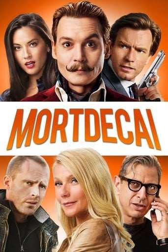 Från filmen Mortdecai som sänds på Viasat Film Action