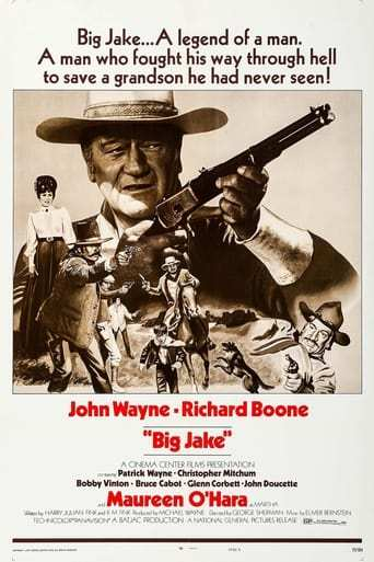 Från filmen Big Jake som sänds på DR2