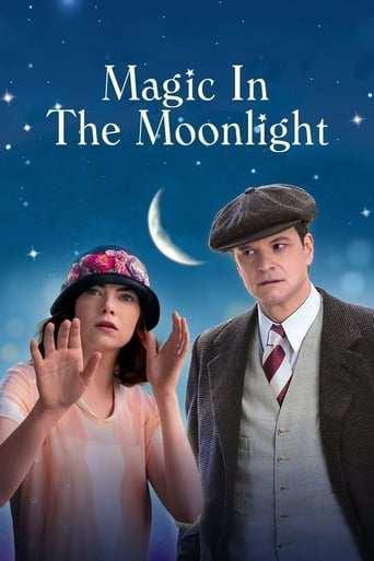 Bild från filmen Magic in the moonlight